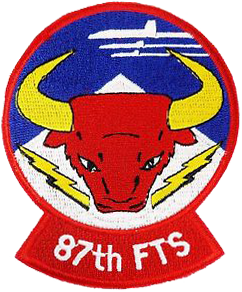 87th Flying Training Squadron (Cadre)  - Red Bulls