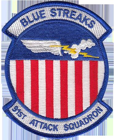 91st Attack Squadron