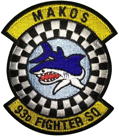 93rd Fighter Squadron  - Makos