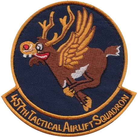 457th Tactical Airlift Squadron