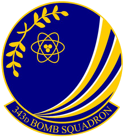 343rd Bombardment Squadron, Medium
