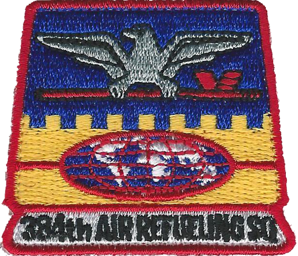 384th Air Refueling Squadron, Heavy