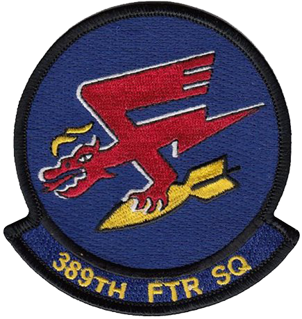 389th Fighter Squadron  - Thunderbolts