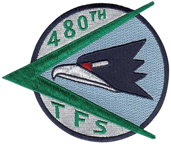 480th Tactical Fighter Squadron