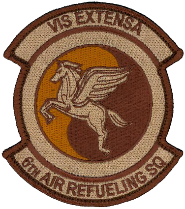 6th Air Refueling Squadron, Heavy