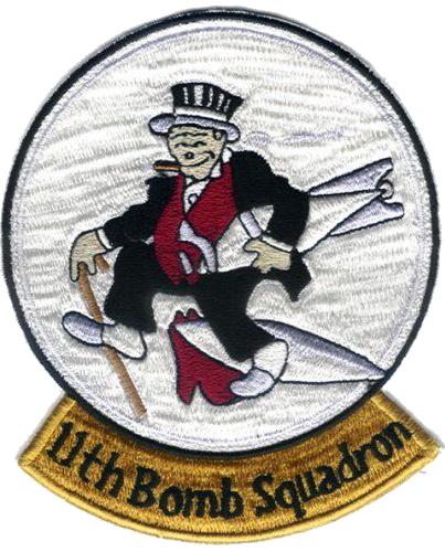 11th Bomb Squadron  - Mr. Jiggs