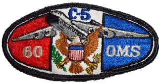 60th Organizational Maintenance Squadron