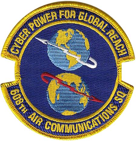 608th Air Communications Squadron