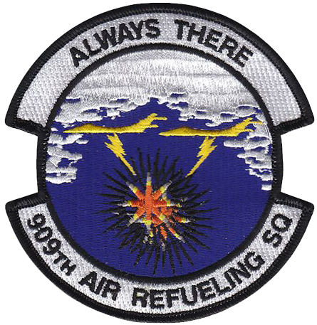 909th Air Refueling Squadron - Shoguns