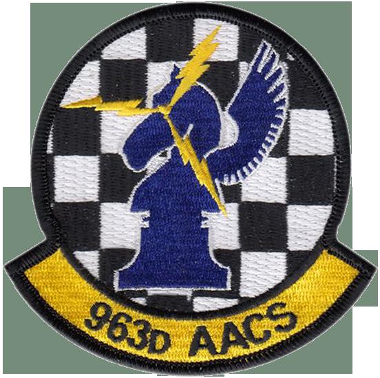 963rd Airborne Air Control Squadron