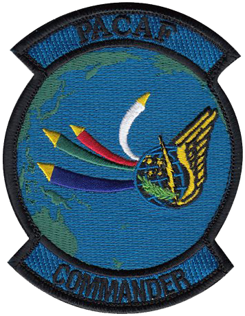 HQ Pacific Air Forces PACAF