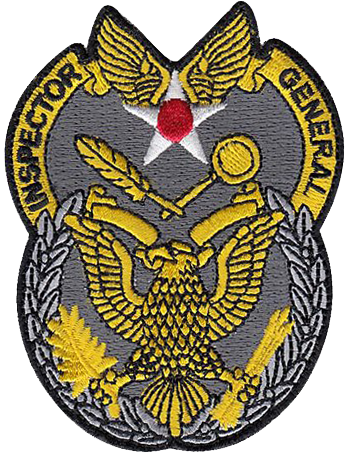 Air Force Inspector General (AFIG), Headquarters Command (HQ USAF)
