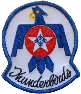 USAF Air Demonstration Squadron - Thunderbirds