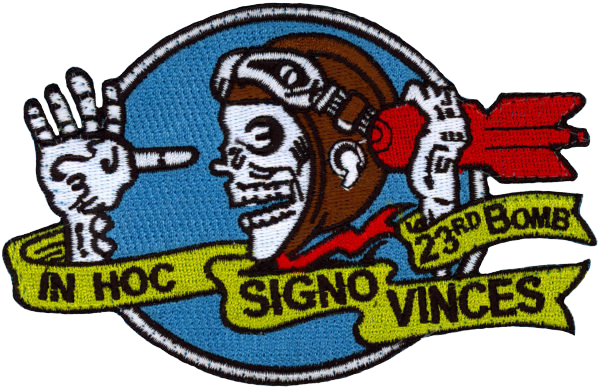 23rd Bombardment Squadron, Heavy