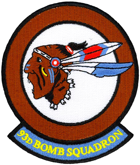 93rd Bombardment Squadron, Heavy - Indian Outlaws