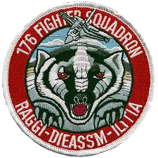 176th Fighter Squadron  - Badgers
