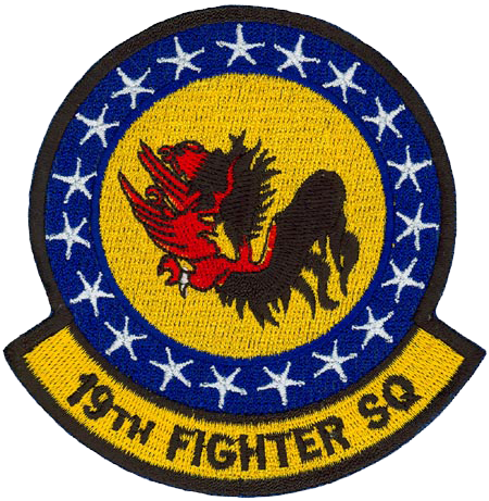 19th Fighter Squadron  - Fighting Gamecocks