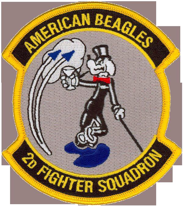2nd Fighter Squadron  - American Beagle Squadron