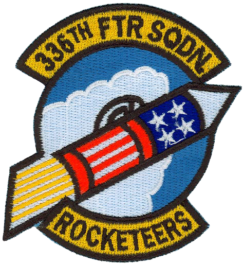 336th Fighter Squadron  - Rocketeers