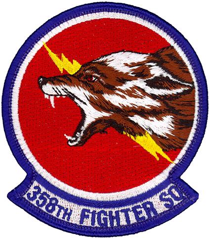358th Fighter Squadron  - Lobos