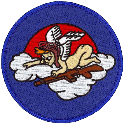358th Tactical Fighter Training Squadron (Cadre) - Lobos