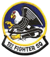 1st Fighter Squadron - Fight'n Furies