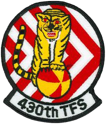 430th Tactical Fighter Squadron