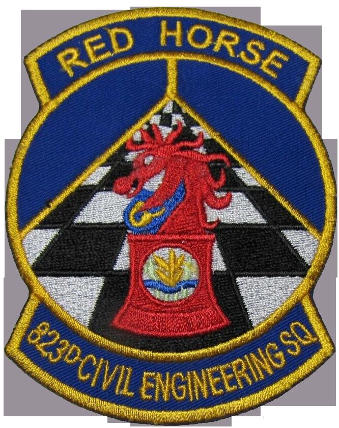 823rd Civil Engineer Squadron, Heavy Repair - Red Horse