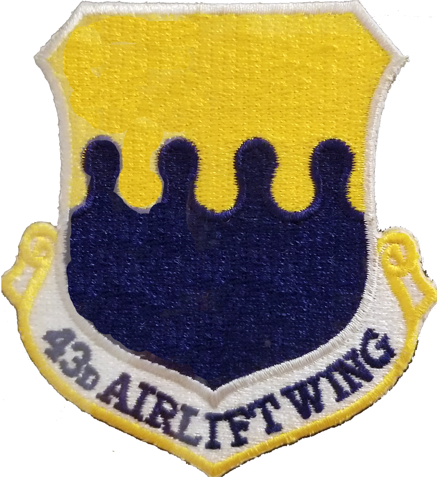43rd Airlift Wing