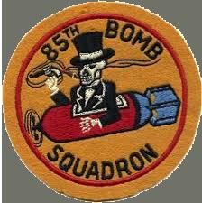 85th Bombardment Squadron, Tactical