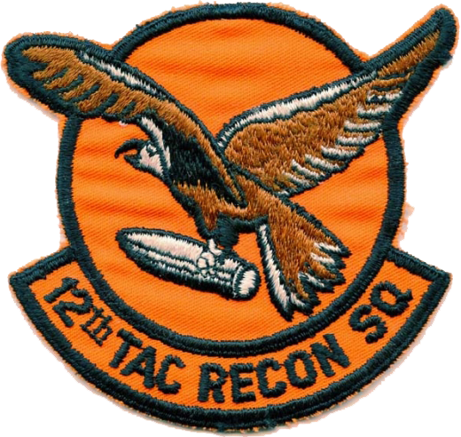 12th Tactical Reconnaissance Squadron, Night Photographic