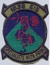1836th Engineering Installation Squadron