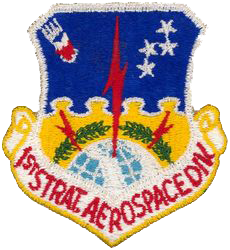 1st Strategic Aerospace Division