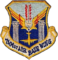 7101st Air Base Wing