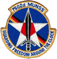 7502nd Munitions Support Squadron