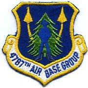 4787th Air Base Group