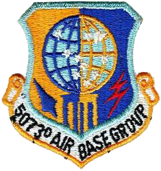 5073rd Air Base Group