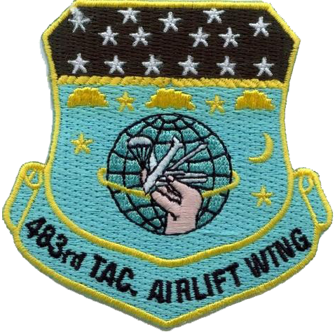 483rd Tactical Airlift Wing
