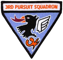 3rd Pursuit Squadron