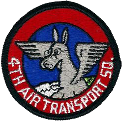 4th Air Transport Squadron,  Heavy