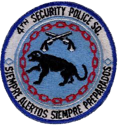 4th Security Police Squadron