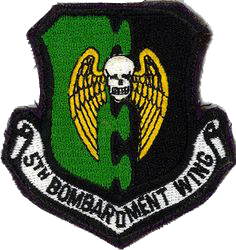 5th Bombardment Wing, Heavy