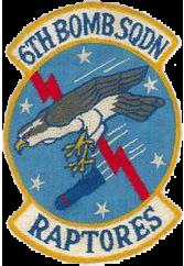 6th Bombardment Squadron, Heavy