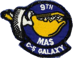 9th Military Airlift Squadron