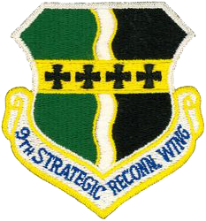 9th Strategic Reconnaissance Wing