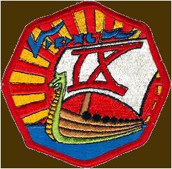 USAFA Cadet Squadron 9, US Air Force Academy (Staff)