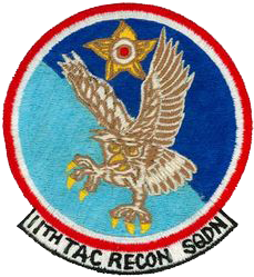11th Tactical Reconnaissance Squadron, Photo-Jet