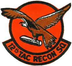 12th Tactical Reconnaissance Squadron