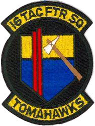 16th Tactical Fighter Squadron