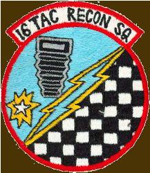 16th Tactical Reconnaissance Squadron